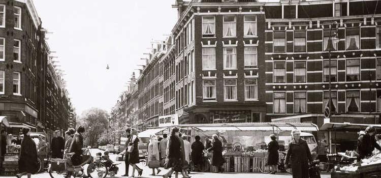 Dappermarkt Amsterdam - De leukste markt in Amsterdam