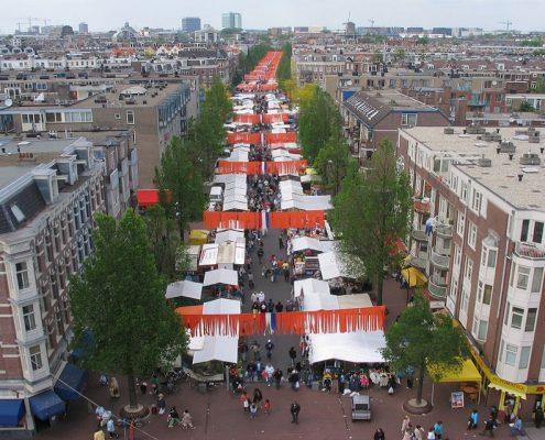 English information - Dappermarkt